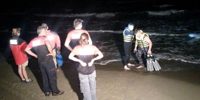 Serinlemek için denize girdi 17 saattir kayıp