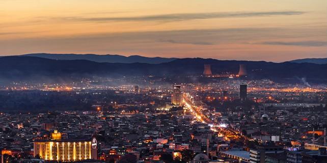 Şehrin Işıkları sergileniyor