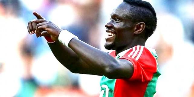 Niasse, Bursaspor'un transfer listesinde