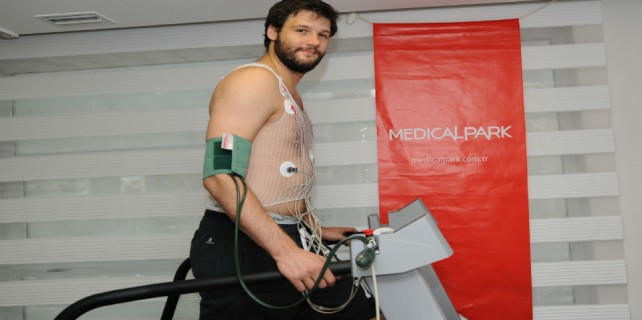 TOFAŞ'ın ilk yabancısına sağlık kontrolü