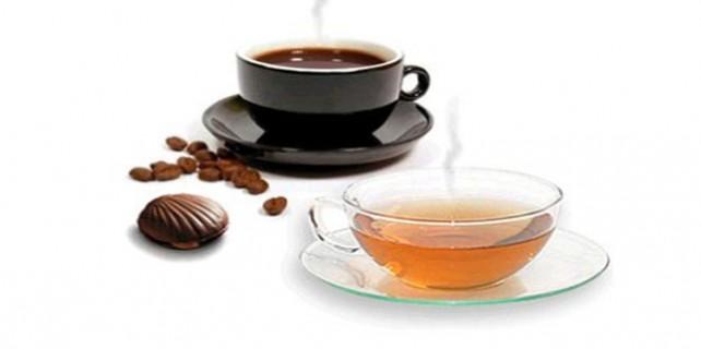 Sıcak havalarda çay ve kahveye dikkat..!