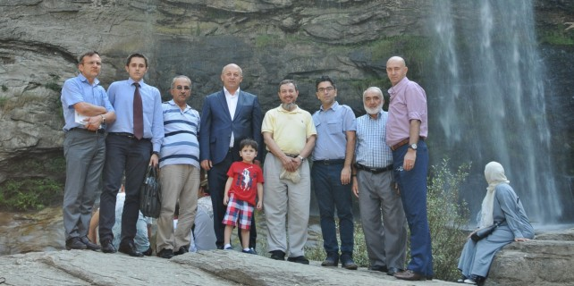 Arap ülkeleri konseyi Suuçtu'ya hayran kaldı