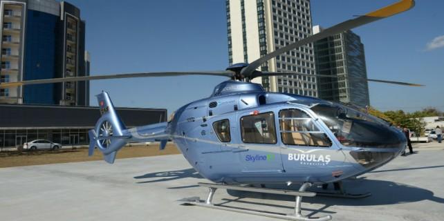 Helikopter ile İstanbul 99 TL