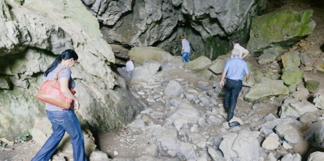 Deliklitaş mağarası turizme kazandırılıyor