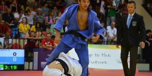 Osmangazili judocu dünya üçüncüsü