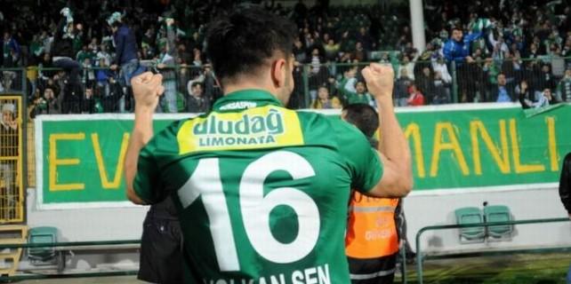 2018 yılına kadar Bursaspor'un futbolcusu