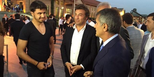 Ozan, Beşiktaş'a yakın, şok buluşma ! (video)