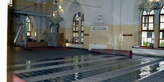 600 yıllık Şehadet Camii yenileniyor