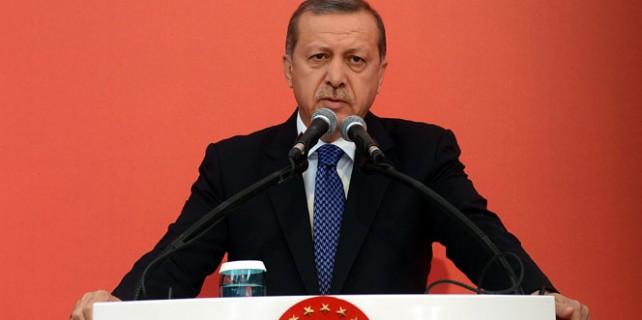 """Erdoğan: """"Tek bir terörist kalmayana kadar..."""""""