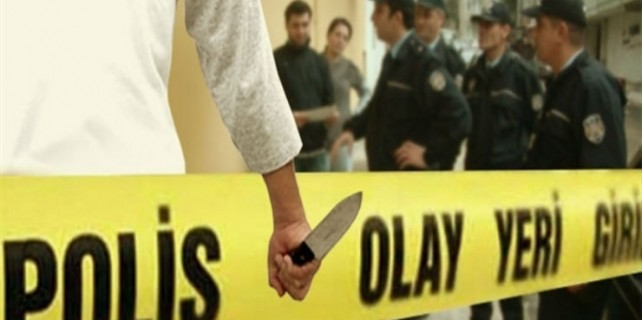 Küçükkumla'da cinayet