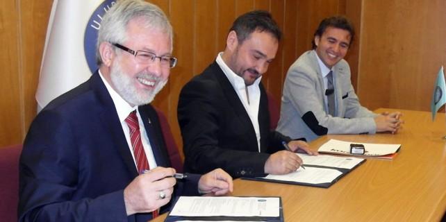 Korayspor'dan Spor Bilimleri Fakültesi'ne anlamlı destek