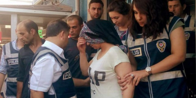 Bursa'da çıplak fotoğrafla şantaj iddiası
