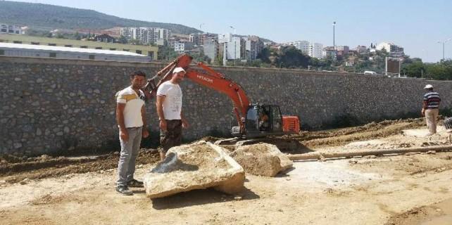 Bursa'da tarihi lahit çıktı