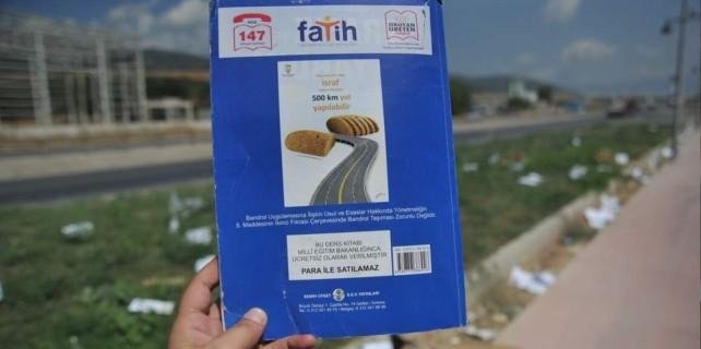 Binlerce kitap Bursa'da yola saçıldı