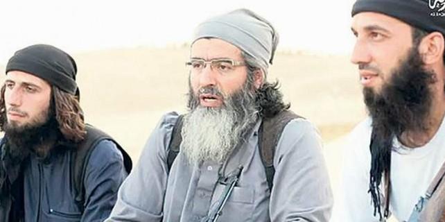 Türkiye'yi tehdit eden IŞİD emiri Bursalı çıktı