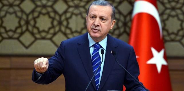 """Erdoğan: """"Biz emri dağdan değil..."""