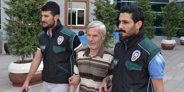 Uyuşturucu satıcısı eski polis çıktı