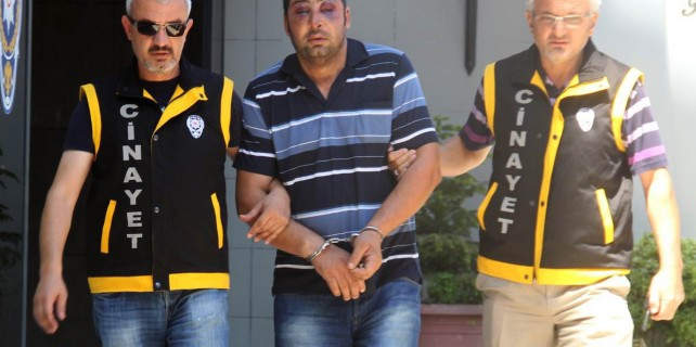 Bursa'da patronunun oğlunu öldüren şahıs adliyeye sevk edildi
