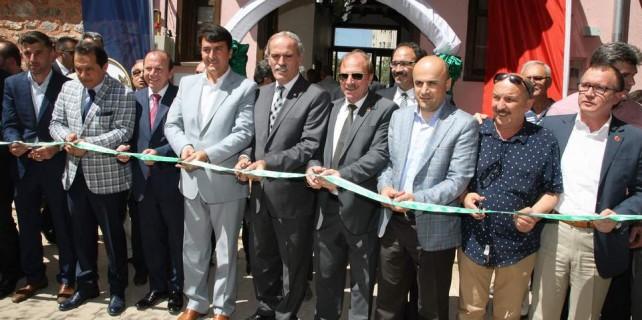 Bursa'nın kalbine gençlik merkezi