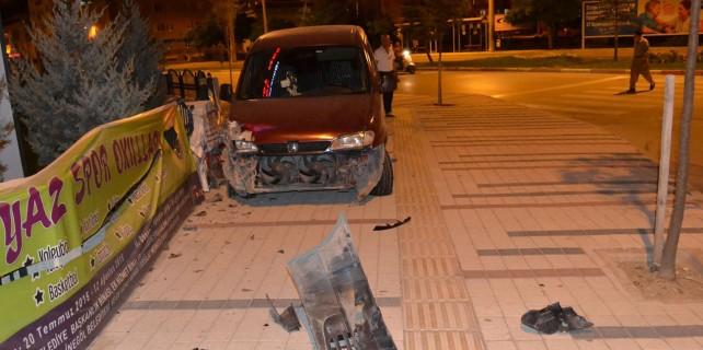 Üç ayrı kazada 5 kişi yaralandı
