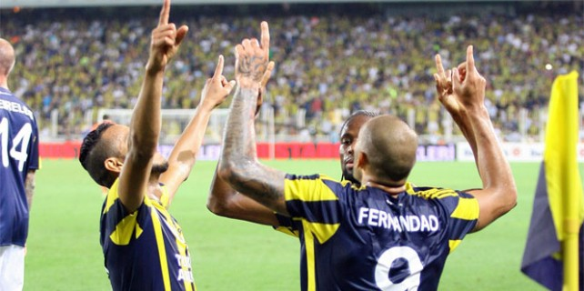 Fenerbahçe'ye turu Bursaspor getirdi