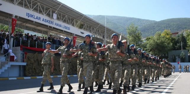 Bursa'da zafer coşkusu