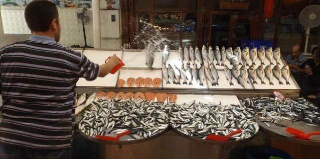 Balık sezonunun açılması tezgaha bakın nasıl yansıdı?
