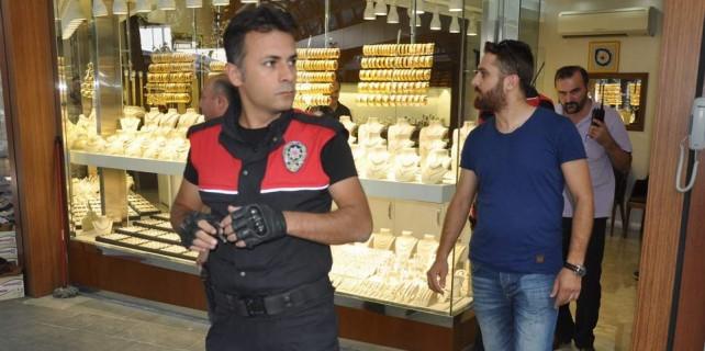 Bursa polisi son anda önledi