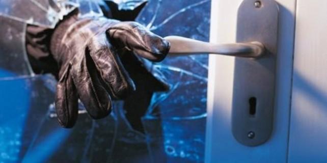 Hırsızlar 520 paket sigara çaldı