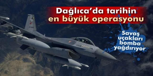 Dağlıca'da tarihin en büyük operasyonu