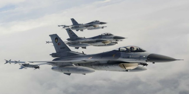 53 savaş uçağıyla PKK'ya büyük operasyon