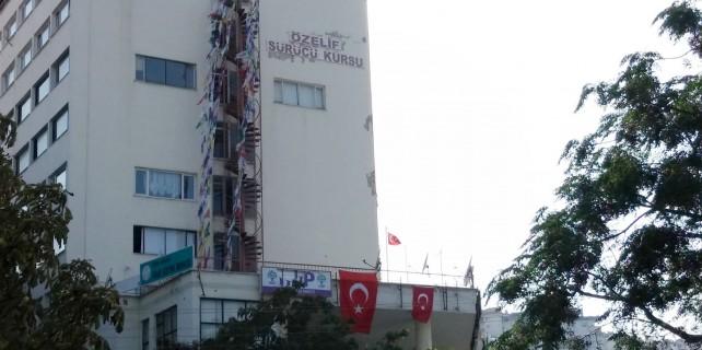 Mudanya'da HDP'ye terör tepkisi