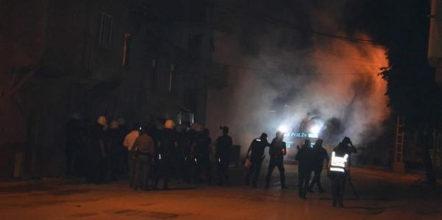 Bursa'da büyük provokasyon..Yürüyüş yapanlara ateş açıldı