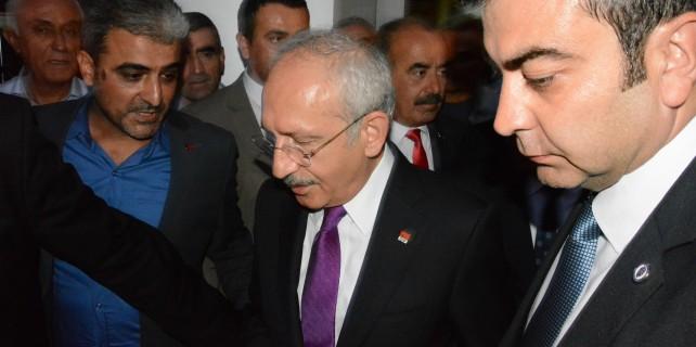 CHP lideri Kılıçdaroğlu Bursa'da