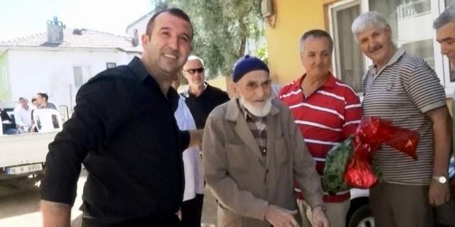 Bursa'da 102'lik delikanlı başı...