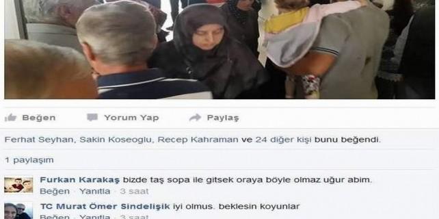 """İznik'te halka """"koyun"""" diyen başkana tepki yağıyor"""