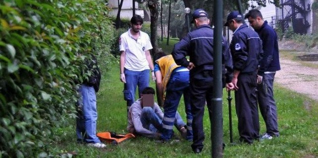 Bursa'da bonzai pazarlarken yakalandı