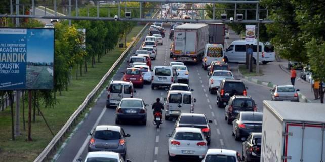 Sürücülere müjdeli haber... Bursa'da hız limitleri değişti...
