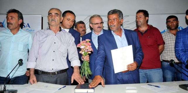 Bursa'da kan davasında mutlu son..