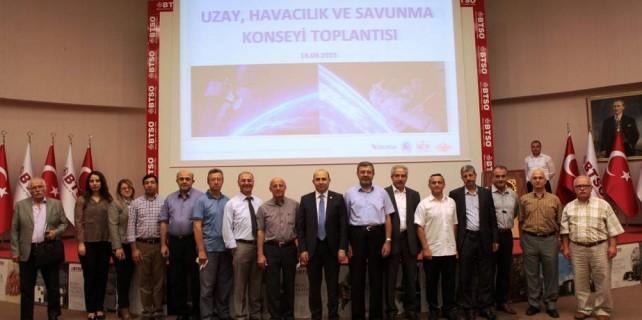 Bursa'ya uzay havacılık derneği kuruluyor