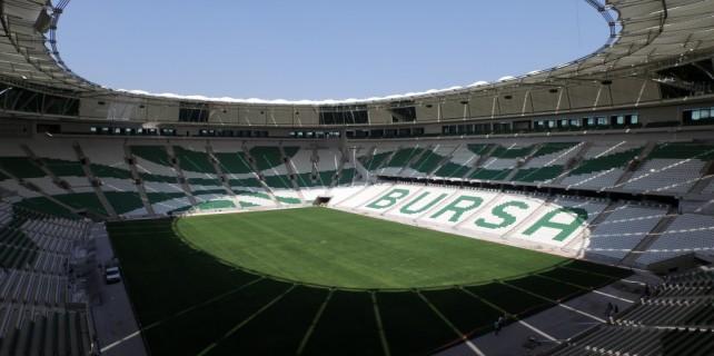 Bursa'nın Spor Kenti Kimliği Güçleniyor