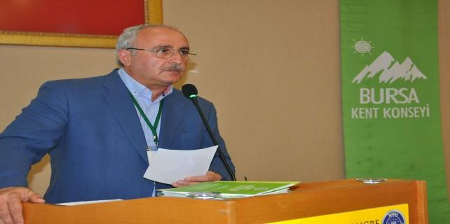 Bursa Kent Konseyi Başkanı Semih Pala vefat etti
