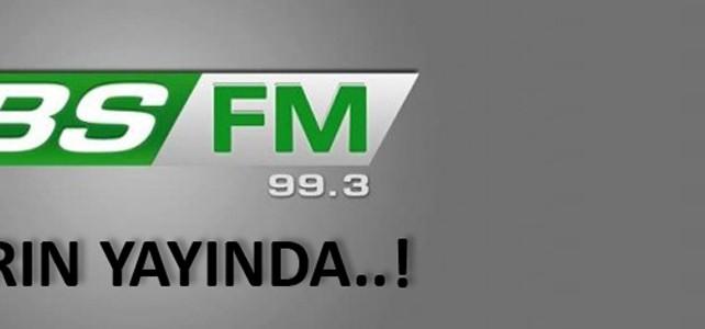 Bursaspor FM yarın yayında
