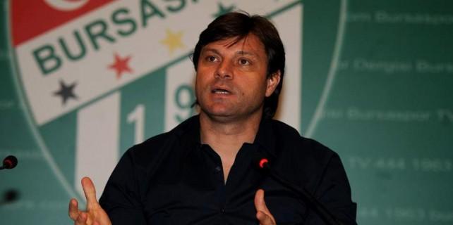 Ertuğrul Sağlam, Bursaspor'dan ayrılmayı düşündü mü?