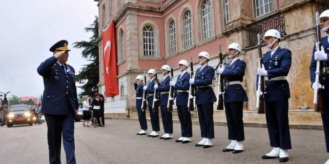 Hava Kuvvetleri Komutanı Bursa'da...