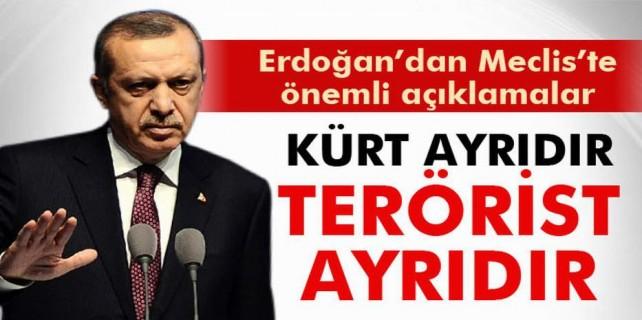 Kürt ayrıdır PKK ayrıdır