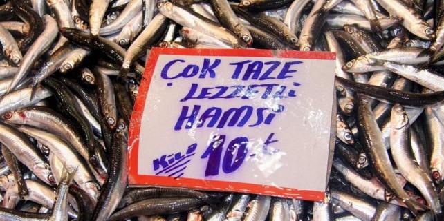 Bursa'da balık fiyatları tavan yaptı