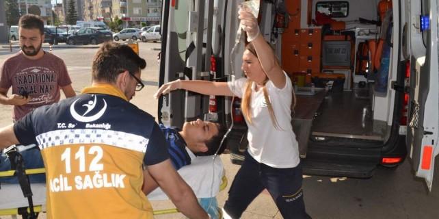5-6 kişi saldırdılar komaya soktular
