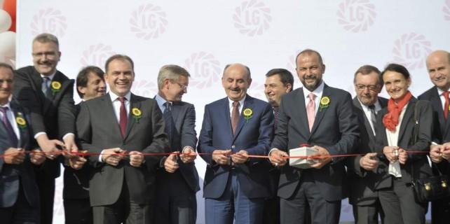 Bakan Bursa'da tohum tesisi açtı