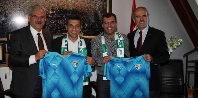 Bursaspor'a kardeş takım